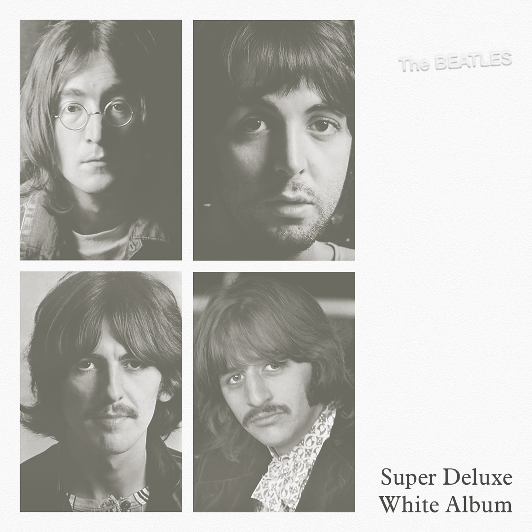 The Complete Super Deluxe White Album