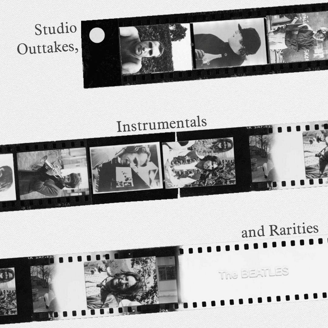Studio Outtakes, Instrumentals and Rarities